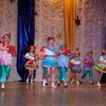 Танцевальный коллектив «Веснушки»